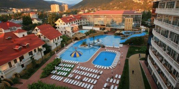 Сочи отель Прометей Клуб Лазаревское, официальный сайт продаж